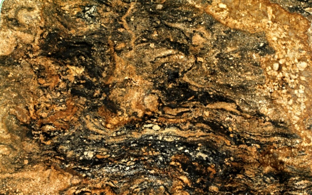 Marble Countertop - Magma Gold